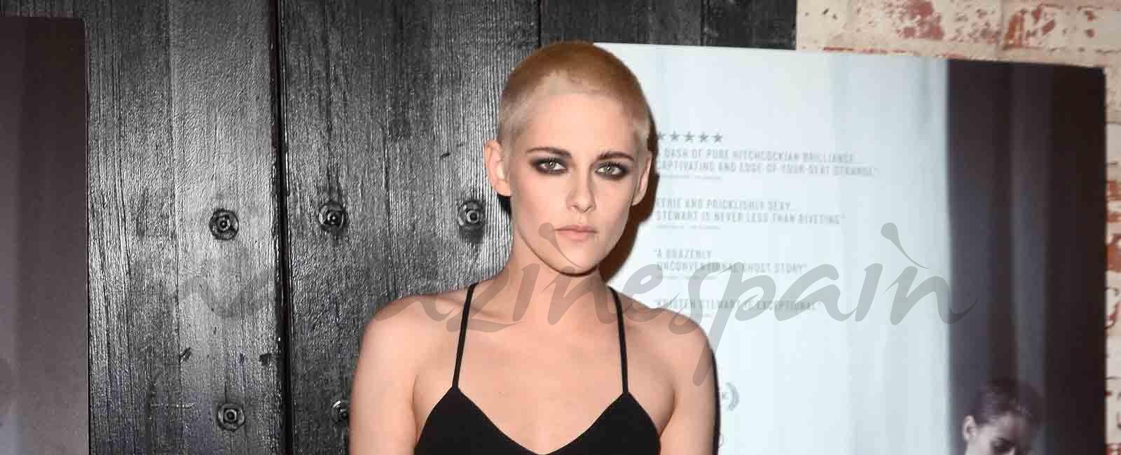 La nueva imagen de Kristen Stewart