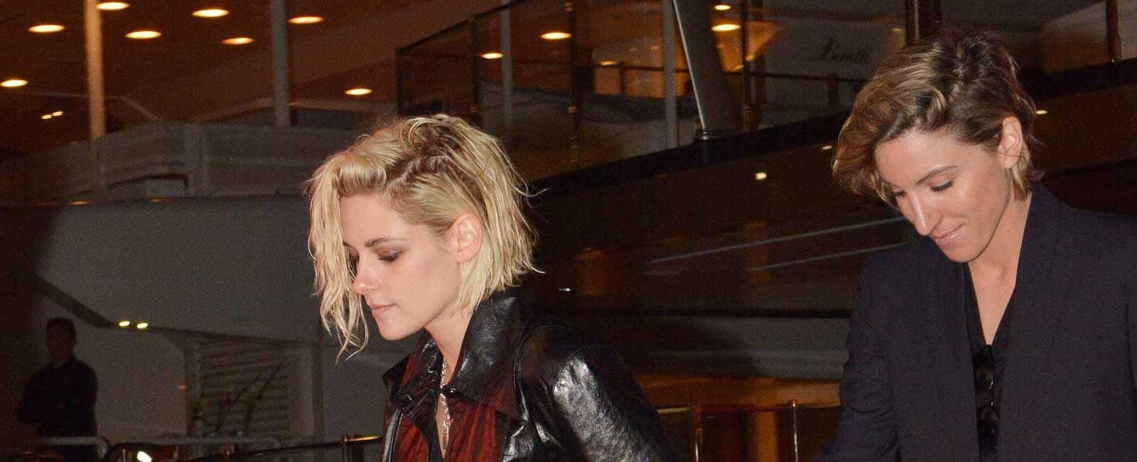 Kristen Stewart y Alicia Cargile ya no se ocultan