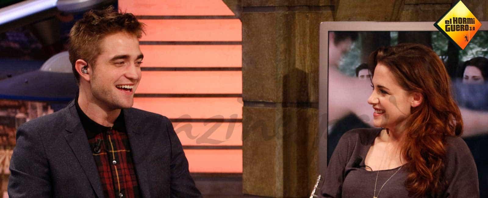 Kristen Stewart y Robert Pattinson… ¿Amor o montaje?