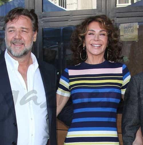 """Ridley Scott, reunió a sus amigos para recoger su """"Estrella de la Fama"""""""