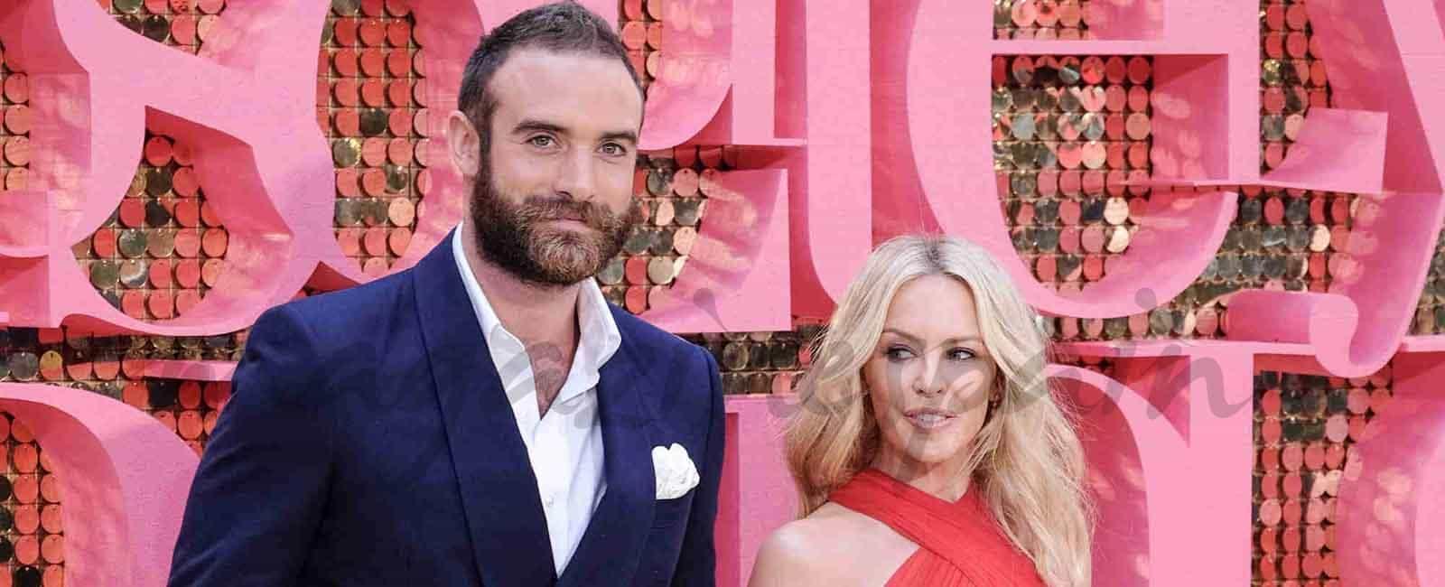 Kylie Minogue ya tiene fecha para su boda