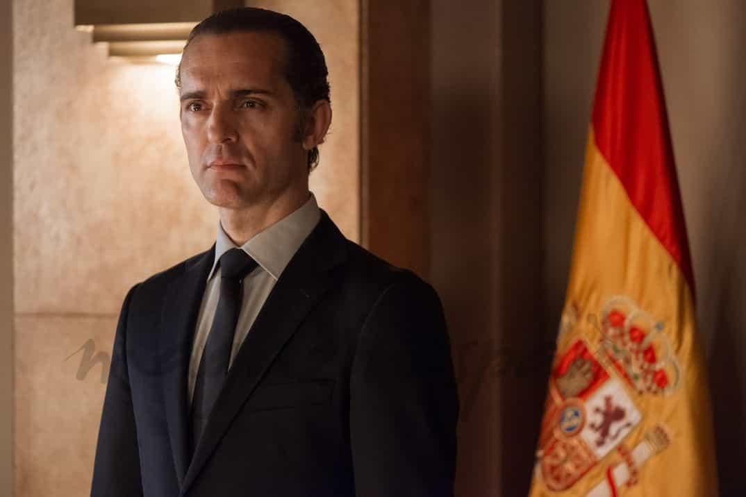 La Embajada - Capítulo 10 - © Atresmedia