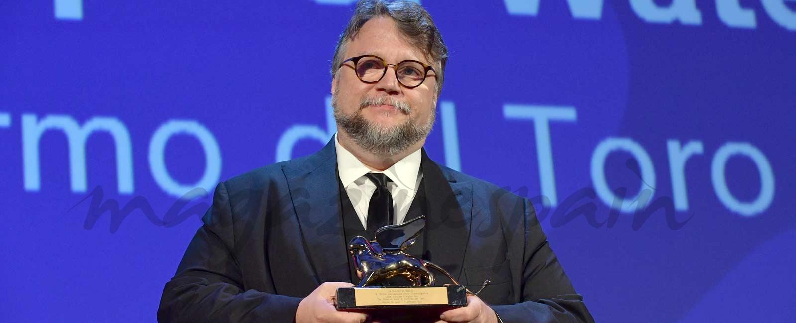Guillermo del Toro gana el León de Oro con «La forma del agua»