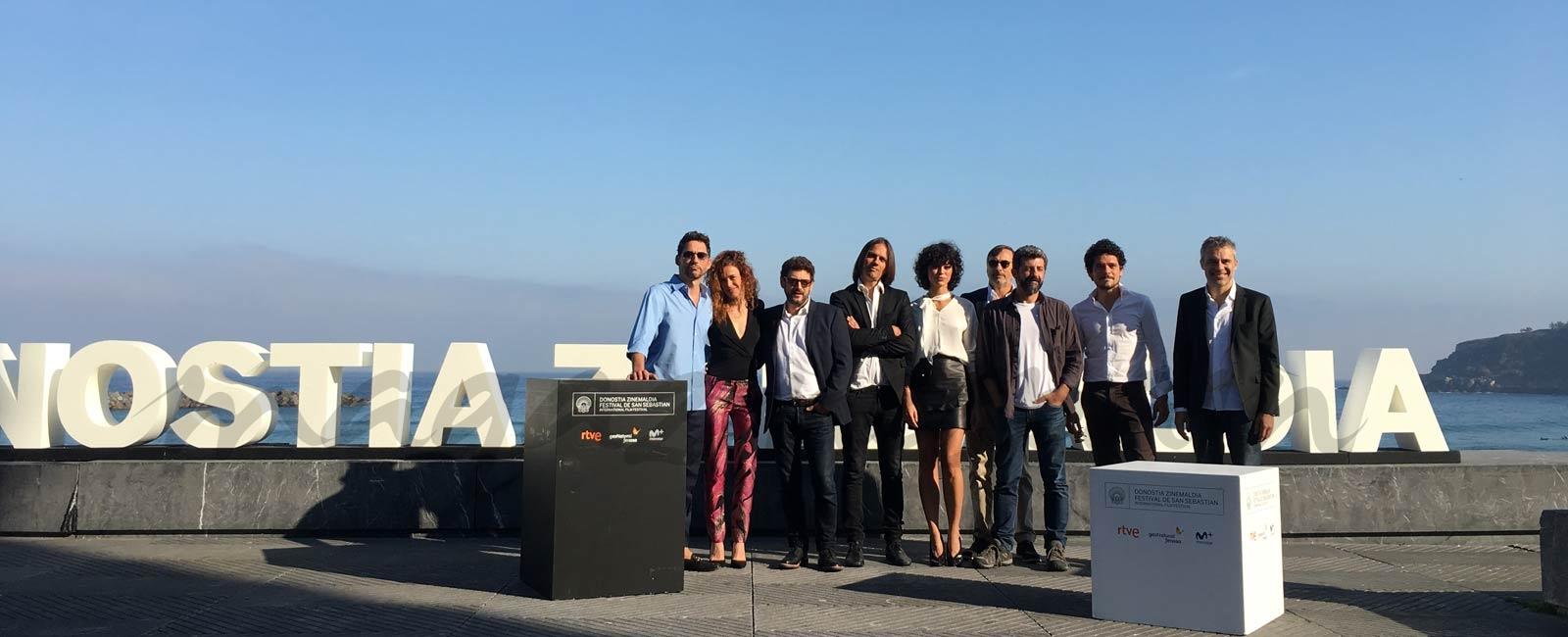 «La Peste» debuta en San Sebastián