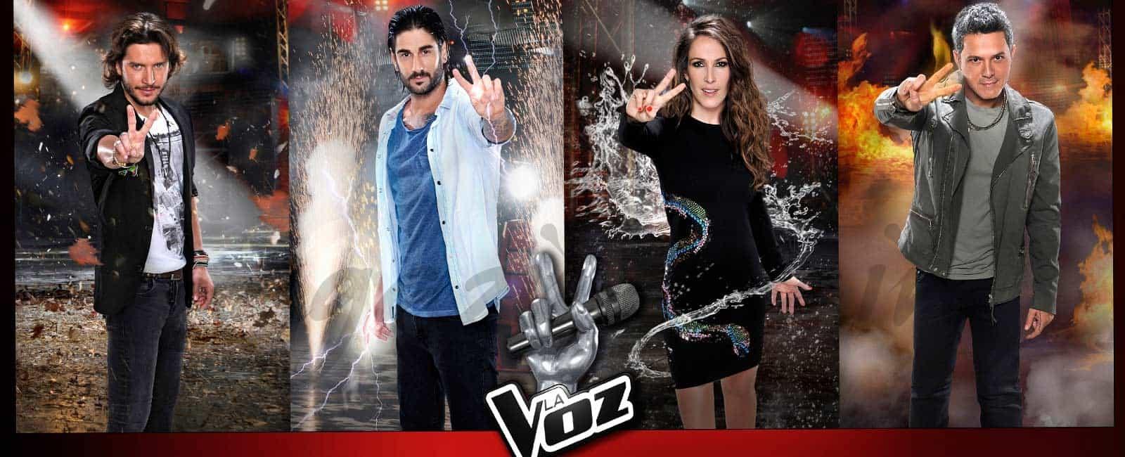 Esperanza, Carlos, Mayte y Mario, los primeros semifinalistas de 'La Voz 4'