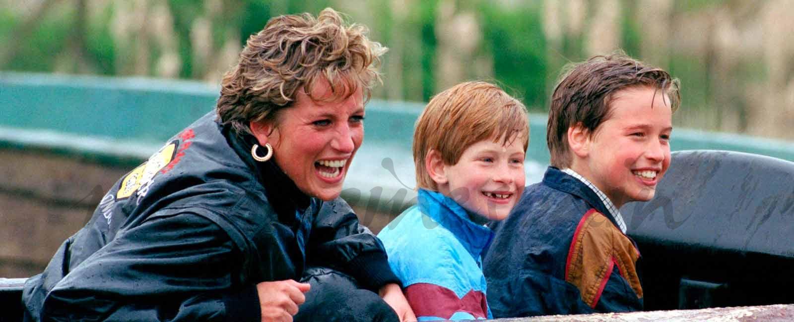 Primeras imágenes del documental «Diana, nuestra madre: su vida y legado»
