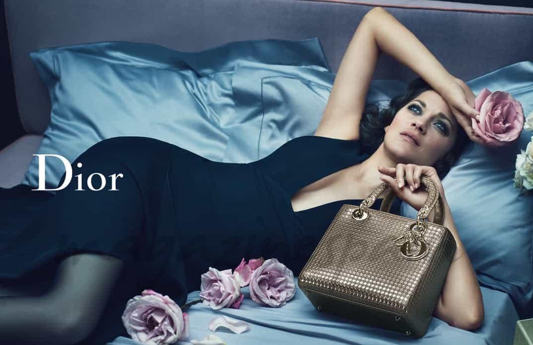 Marion Cotillard Lady Dior
