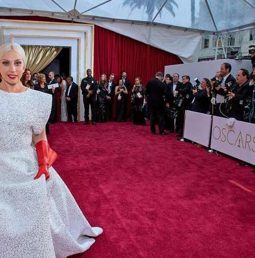 Oscars de Hollywood, la Alfombra Roja