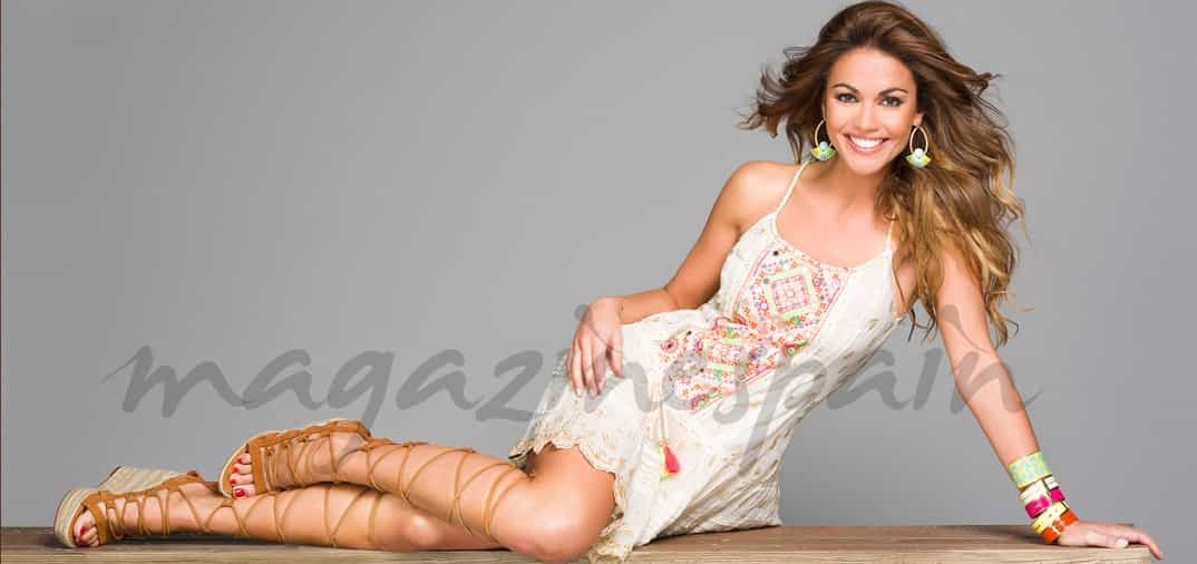 Lara Álvarez, preparada para su nueva aventura