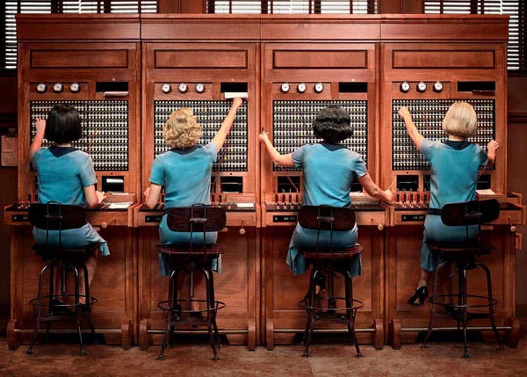 Las chicas del cable © Netflix