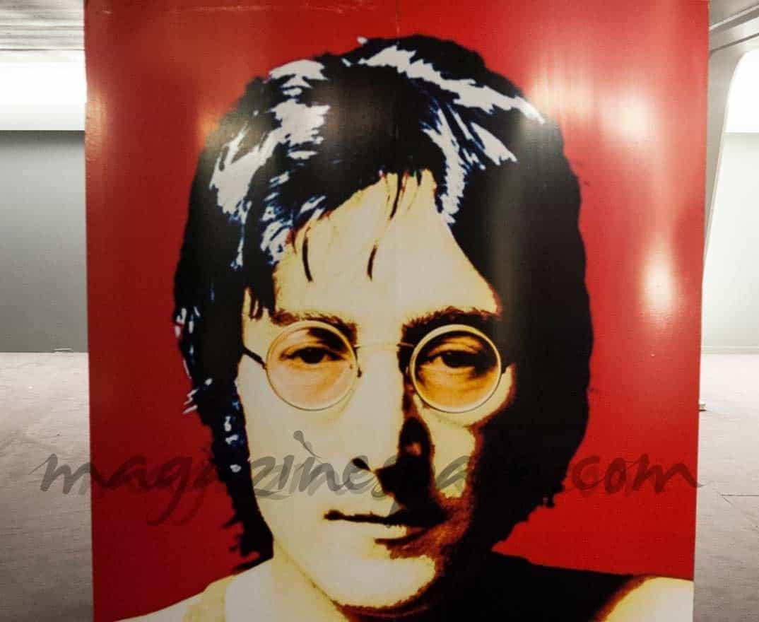 El primer coche de John Lennon