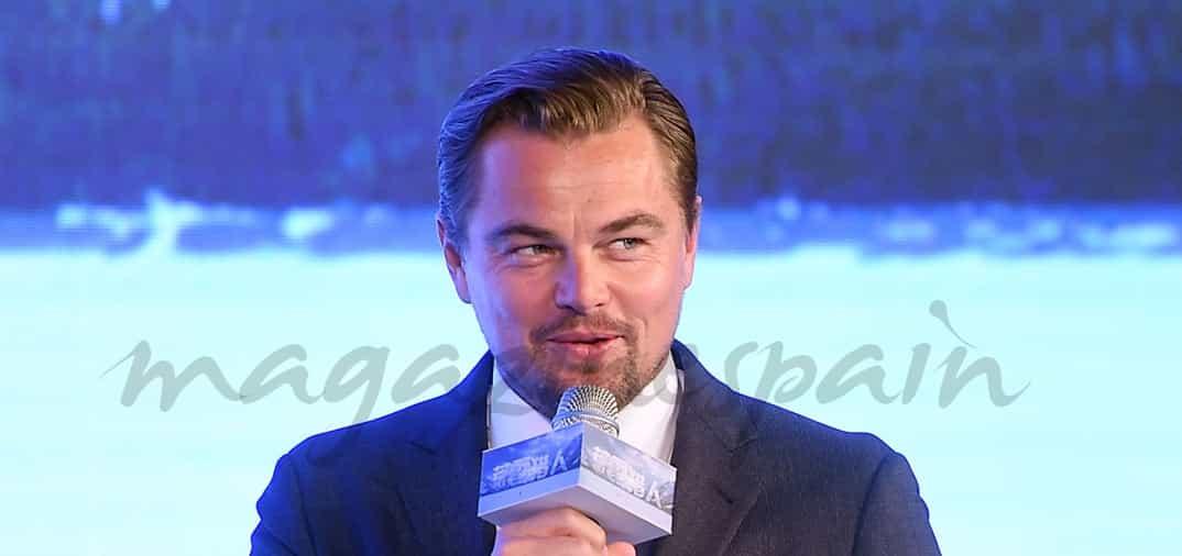 Leonardo DiCaprio llega a China