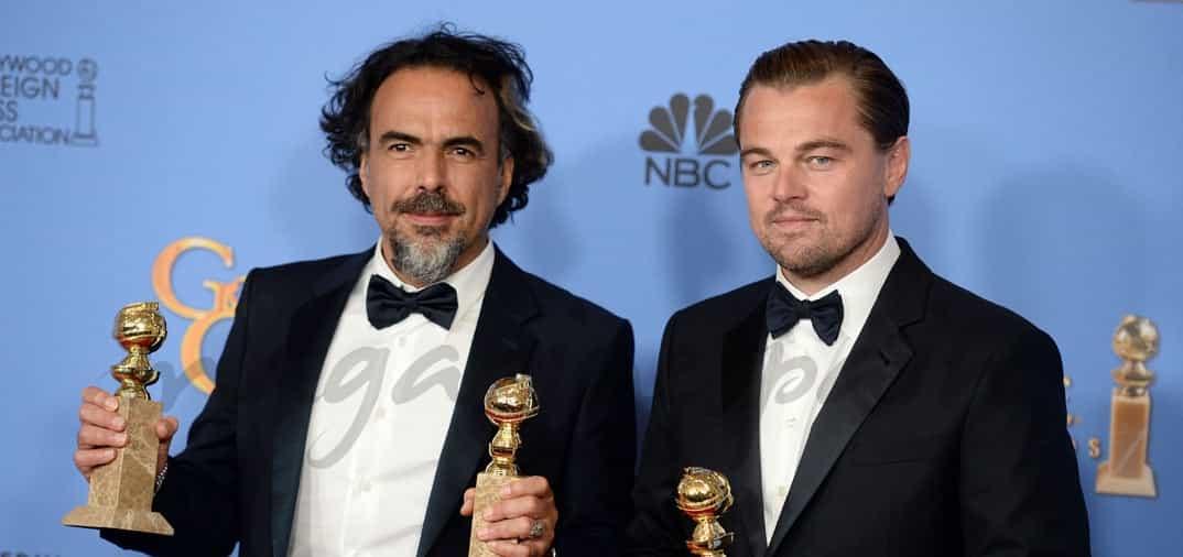 Los ganadores de los «Globos de Oro»