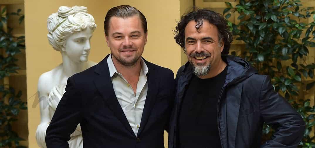 Leonardo DiCaprio y Alejandro González Iñárritu, ya piensan en el Oscar