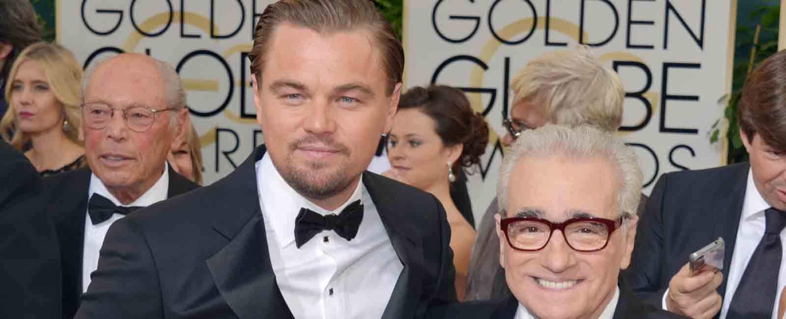Leonardo DiCaprio y Martin Scorsese de nuevo juntos