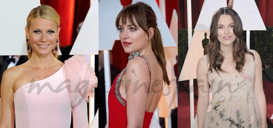 Los looks de los Oscar 2015