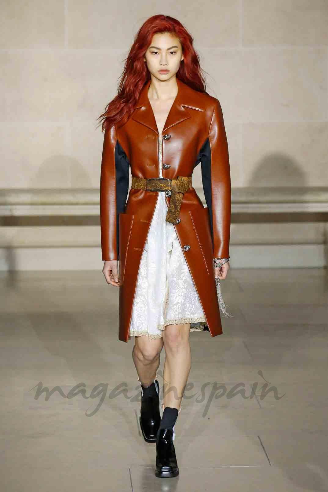 louis vuitton paris fashion week otoño invierno