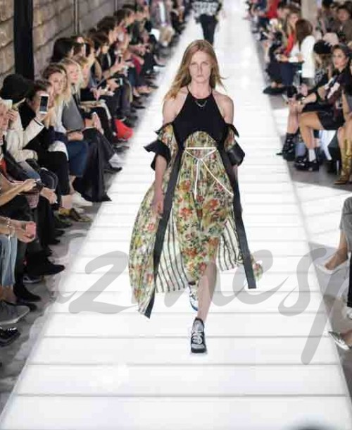 París Fashion Week: Louis Vuitton Primavera-Verano 2018