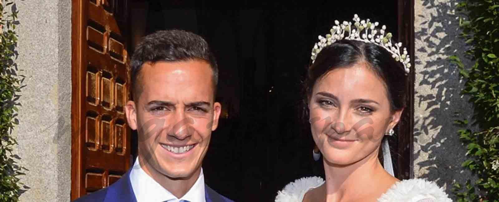 lucas vazquez y macarena rodriguez se han casado