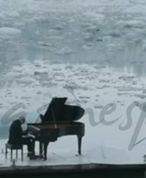 Salvemos el Ártico, Leudovico Einaudl