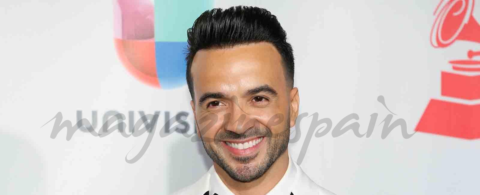 """Luis Fonsi el triunfador de los Grammy Latinos con su """"Despacito"""""""