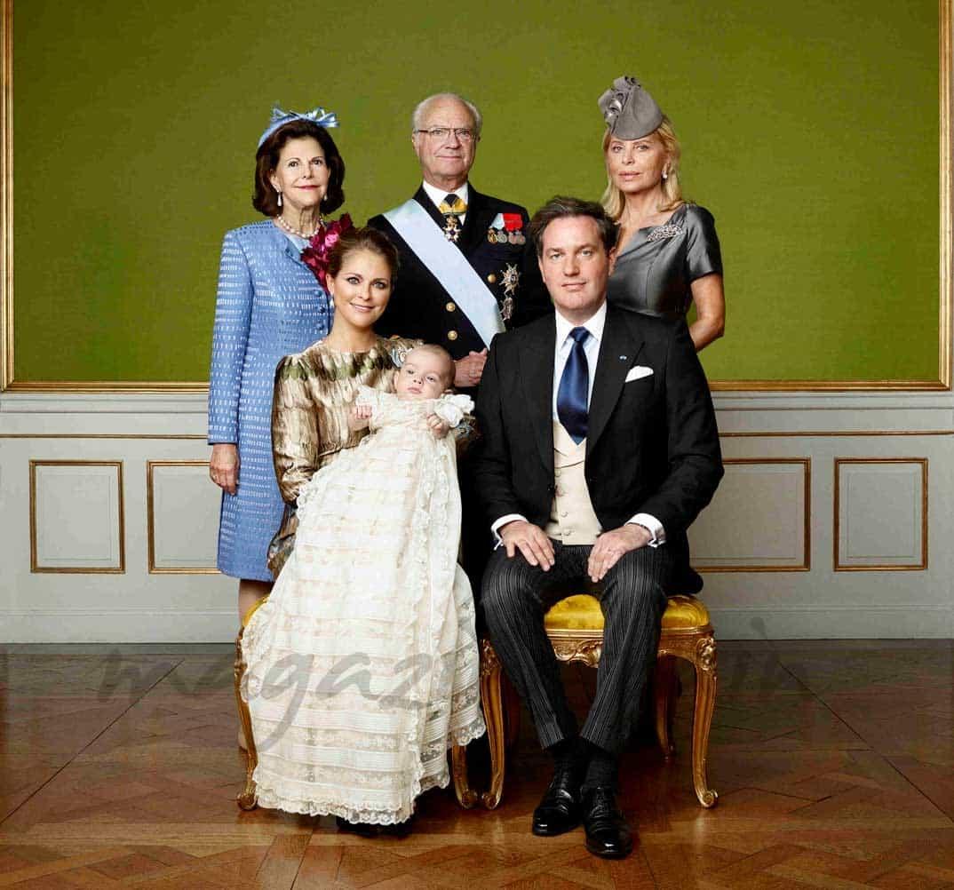 magdalena de suecia chris o neill rey gustavo reina silvia de suecia y madre de chris