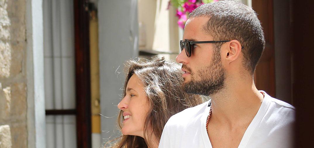 Malena Costa y Mario Suárez descubren Florencia