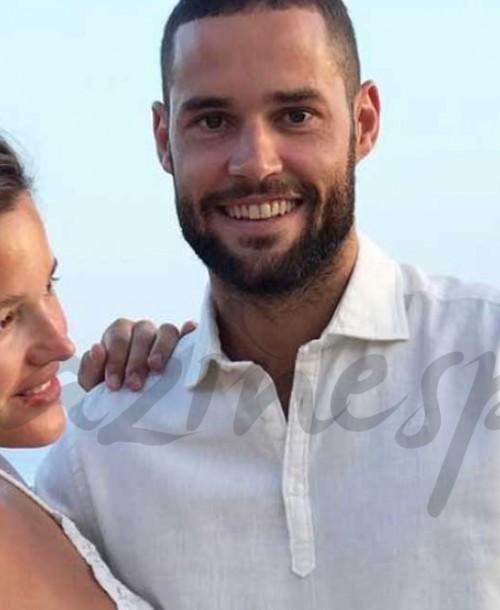 Malena Costa y Mario Suárez, boda sorpresa