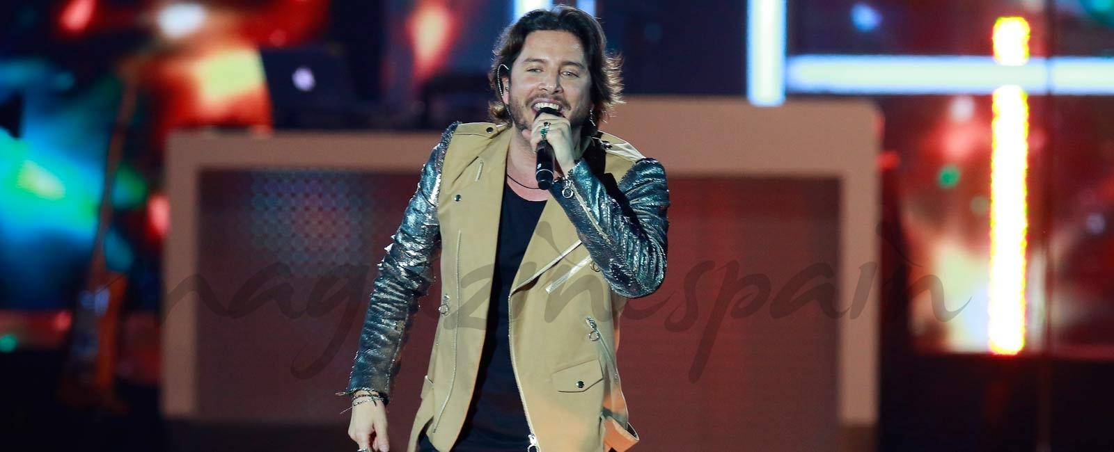 Manuel Carrasco finalmente cancela su concierto en Las Ventas