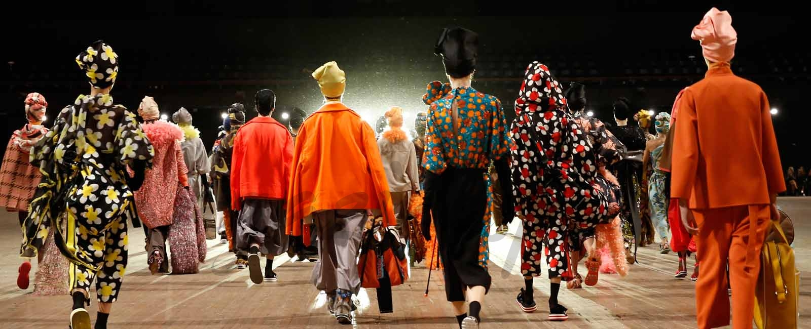 New York Fashion Week Primavera-Verano 2018: Marc Jacobs