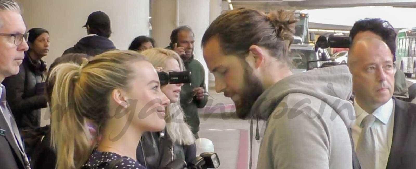 Margot Robbie y Tom Ackerley, primeras fotos tras su boda secreta