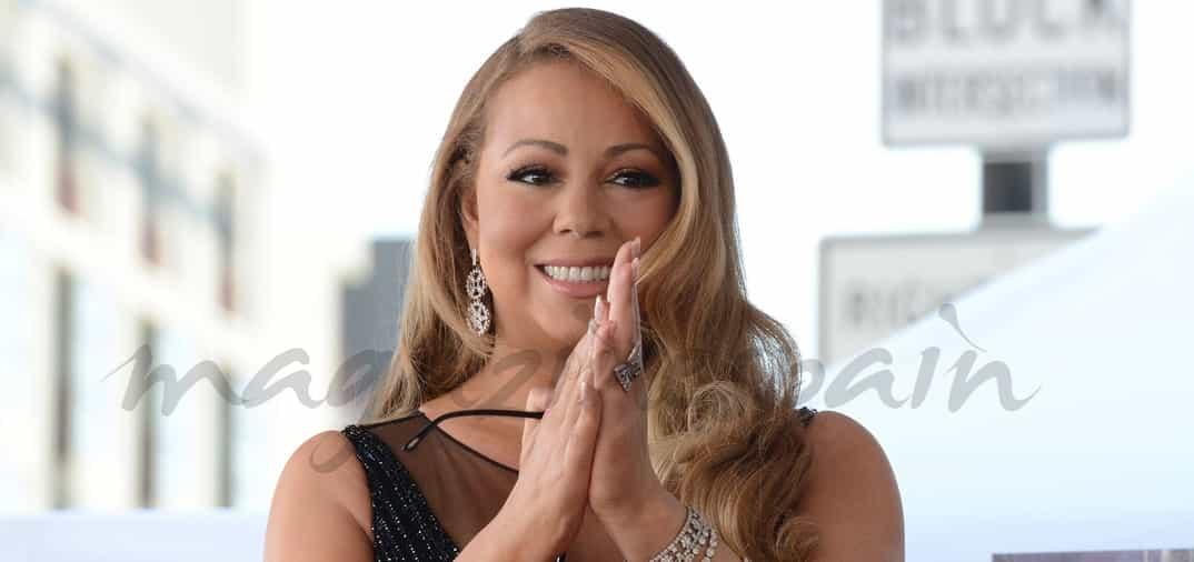 Mariah Carey ya tiene su estrella