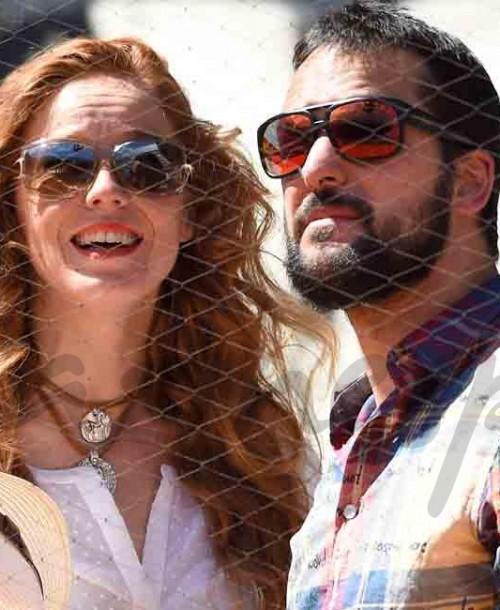 """María Castro se emociona al pedirle su novio que se case con ella en """"El Hormiguero"""""""