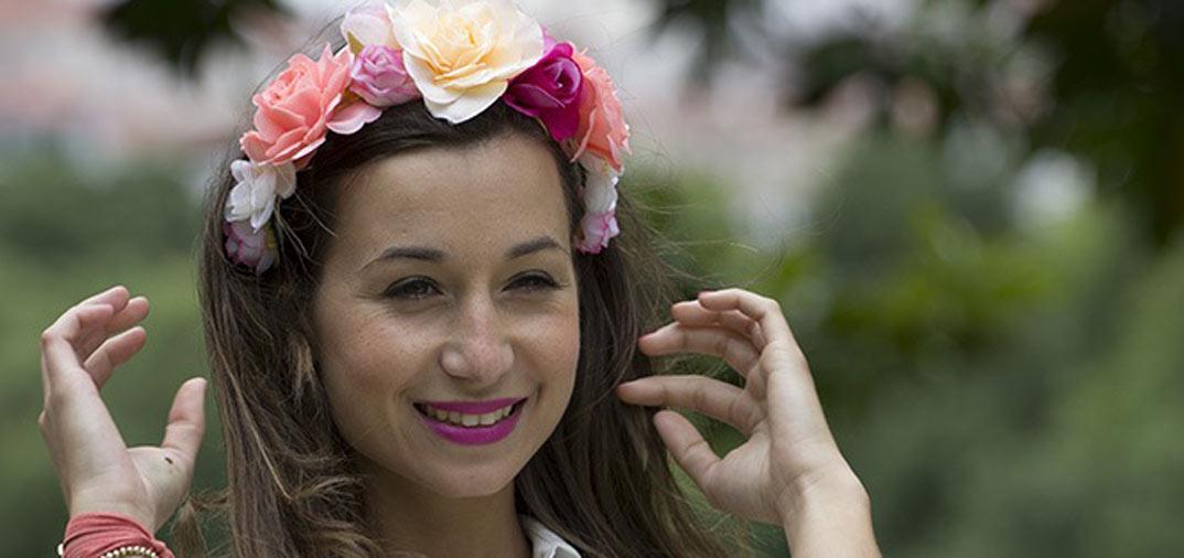 «Miss Estilos» (María Rey): Ser blogger es una forma de vida