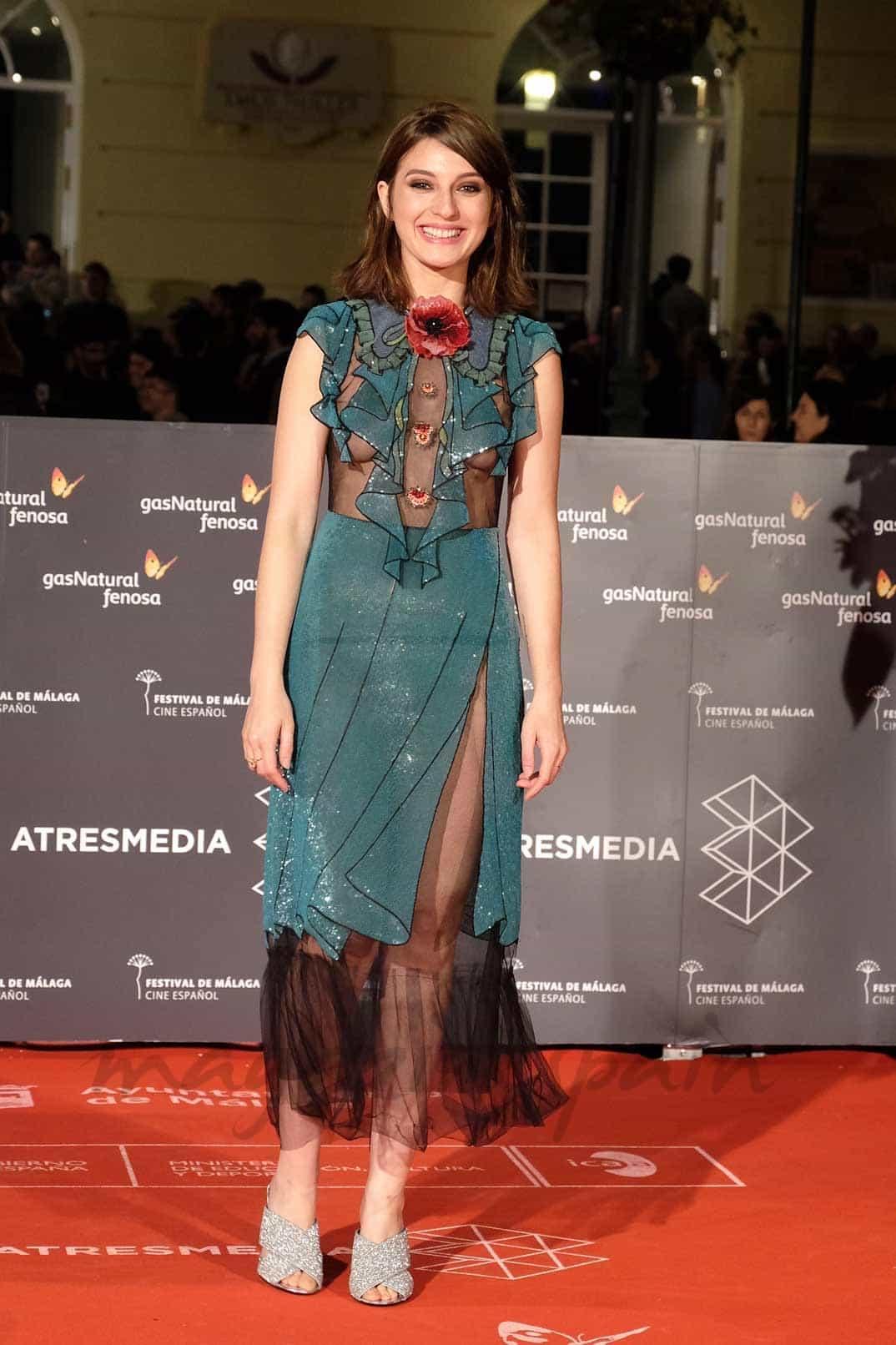 María Valverde – Gernika – Festival de Cine de Málaga