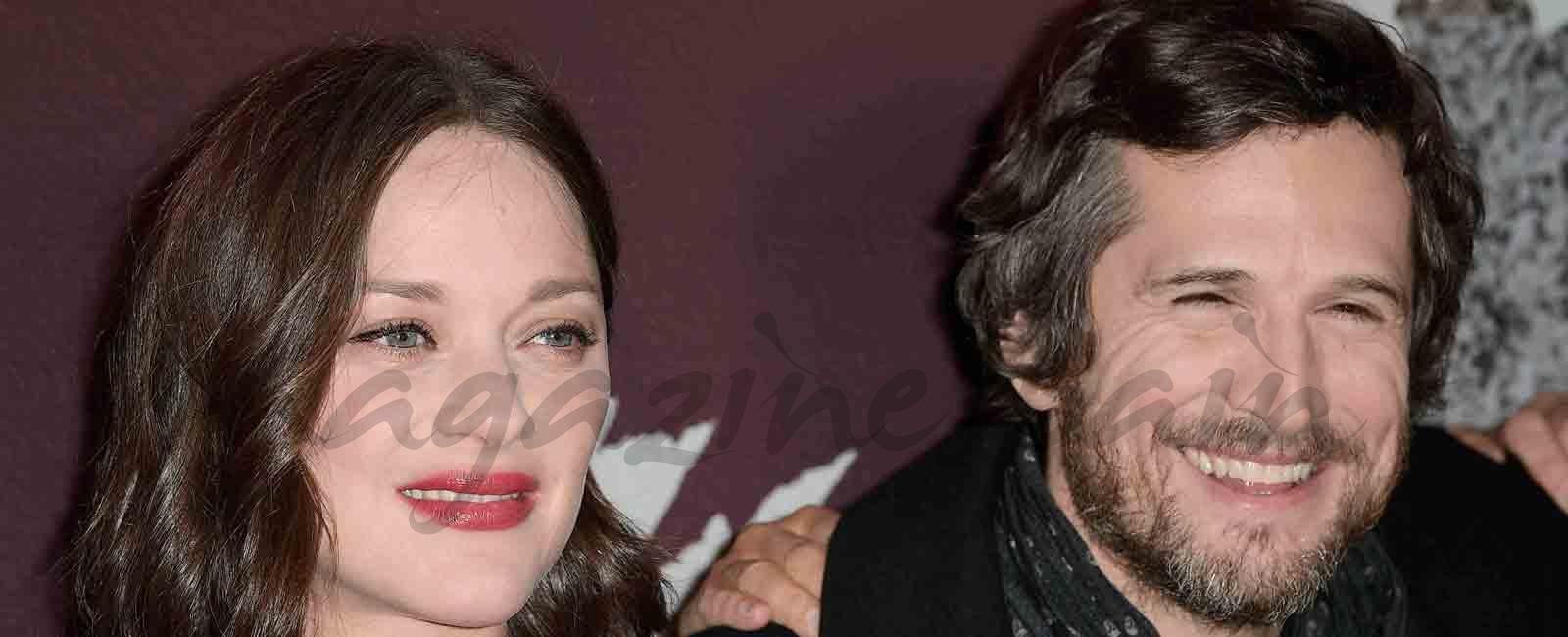 Marion Cotillard y Guillaume Canet padres de una niña