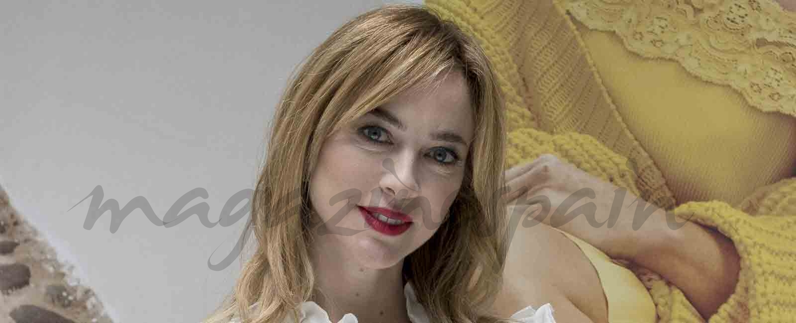 Marta Hazas… ¿Qué sandalias se llevarán este verano?