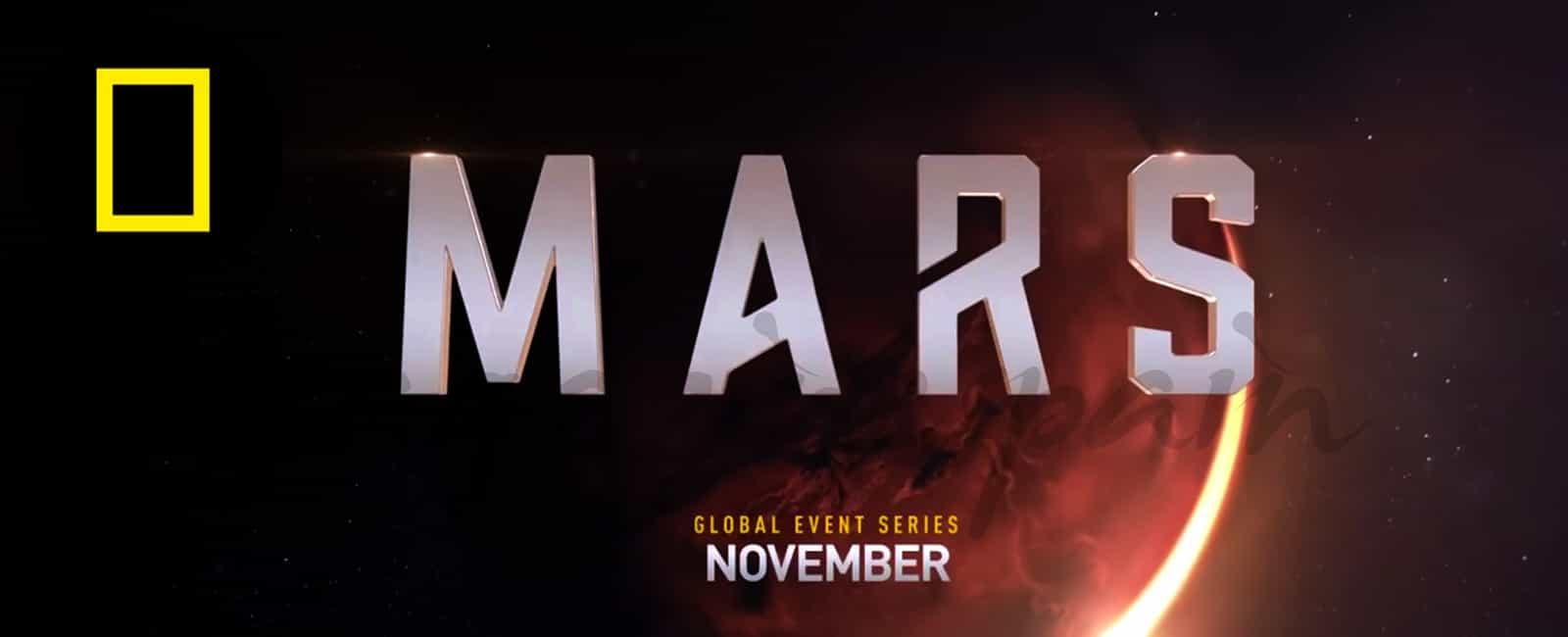 National Geographic Channel celebra sus 15 años con «Marte»