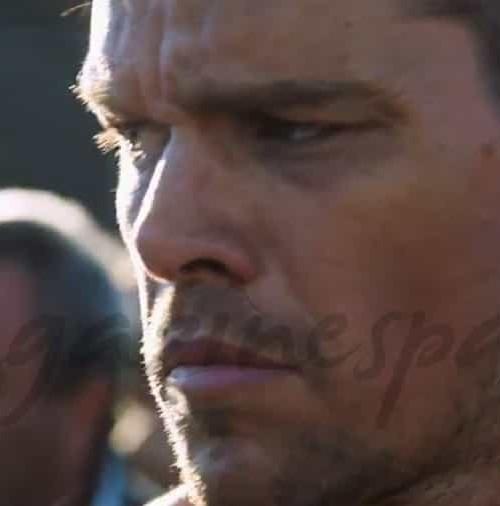 "Primer tráiler de ""Bourne 5"""