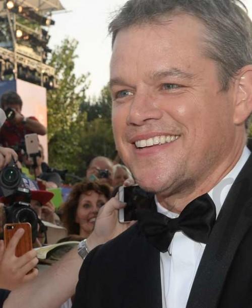 Matt Damon inaugura el 74º Festival de Venecia