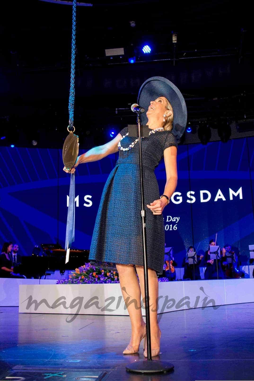 mejores look 2016 maxima de holanda