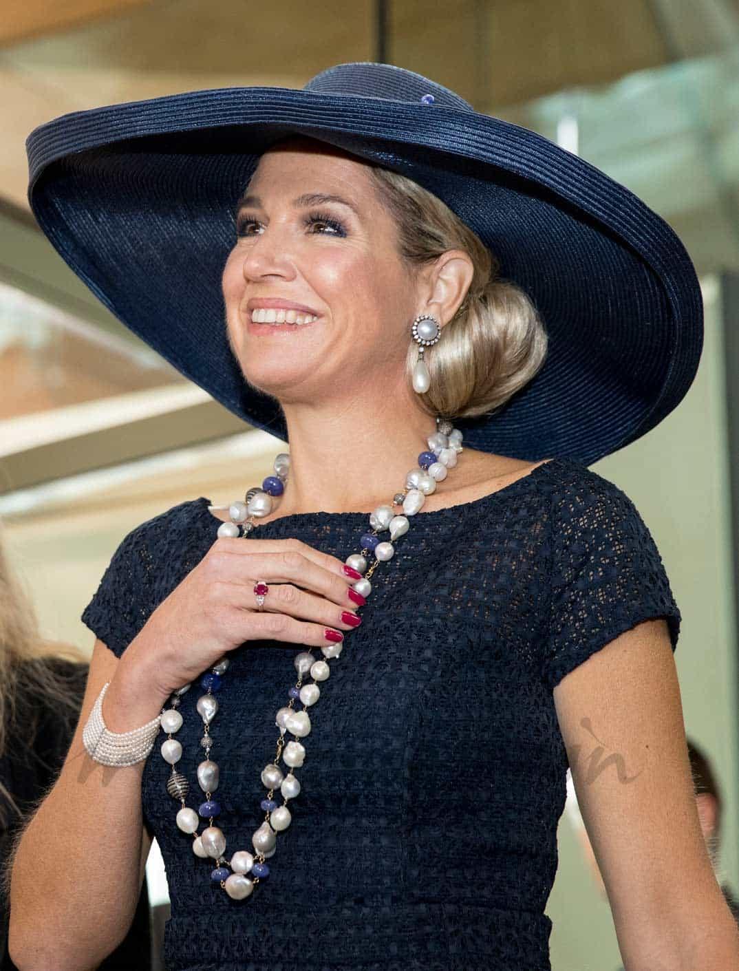 Reina Máxima de Holanda