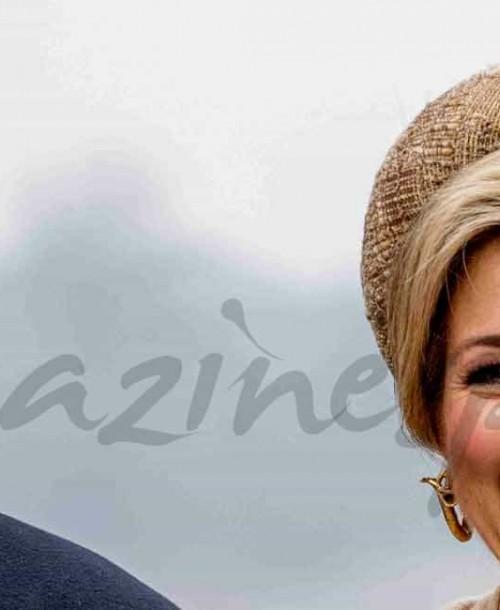 Máxima de Holanda conquista al pueblo germano