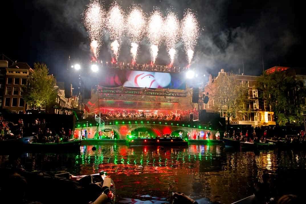 concierto en amsterdam