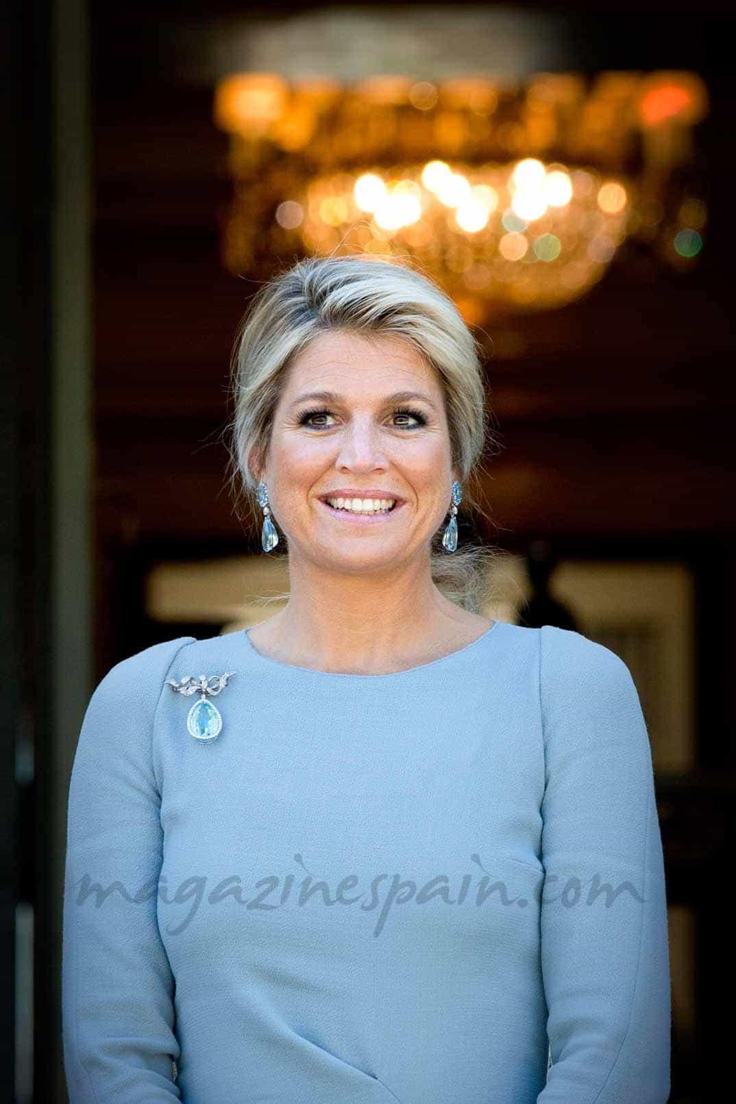 La reina Maxima de Holanda