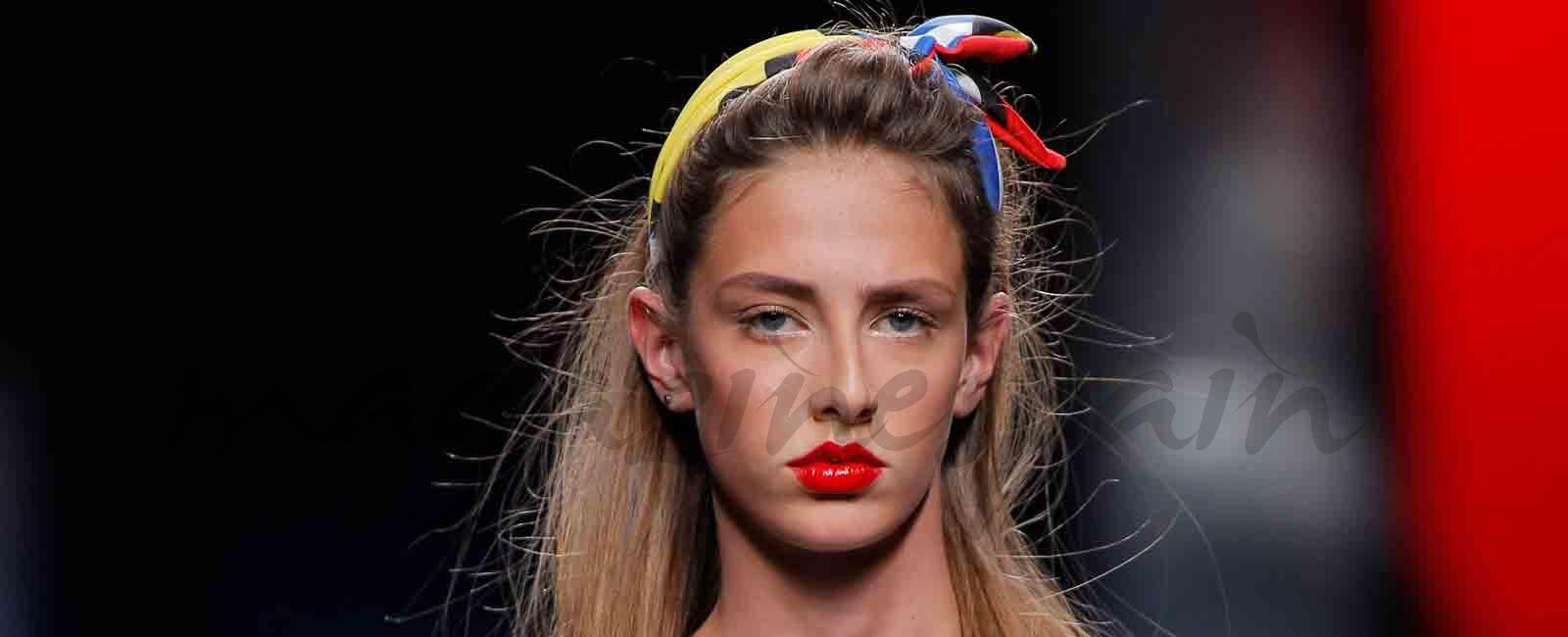 Mercedes Benz Fashion Week: Maya Hansen Primavera Verano 2018