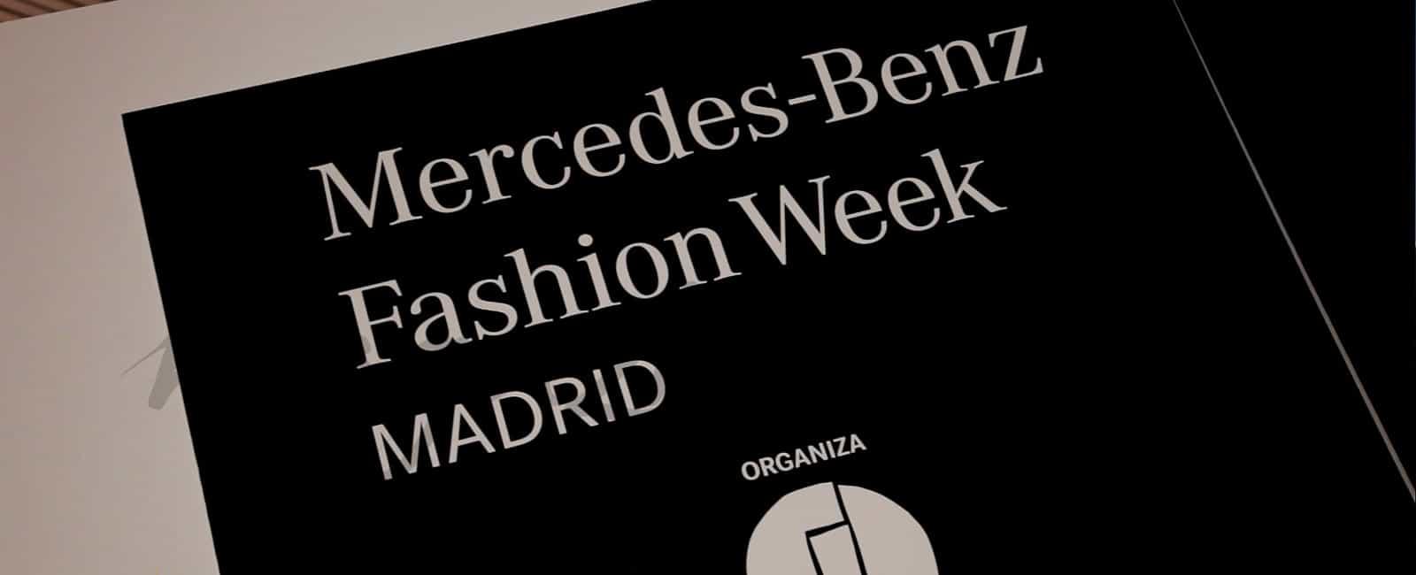 Mercedes Benz Fashion Week Madrid 2017