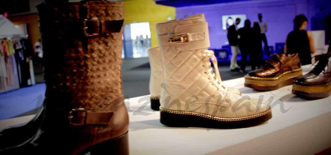 ¡No sin mis zapatos en la MBFWM! … Por Fran Larrañaga
