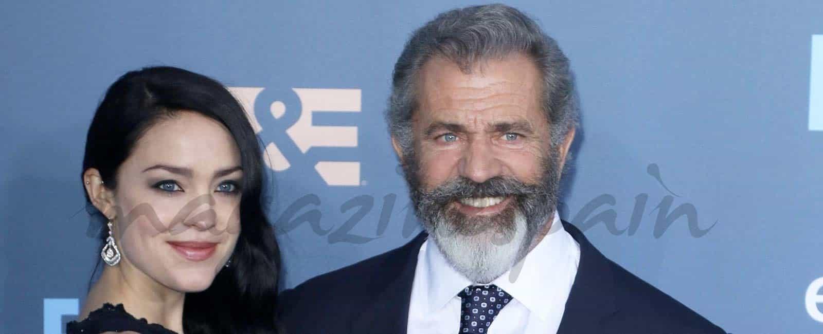 Mel Gibson a los 61 años, padre por novena vez
