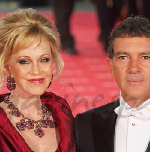 Antonio Banderas y Melanie Griffith, llegan a un acuerdo económico